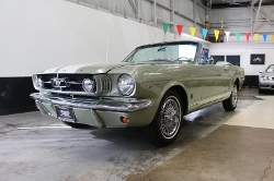 Ford - 1965 Mustang Convertible Car
