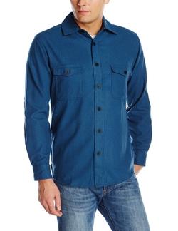 Woolrich - Bering Solid Wool Shirt