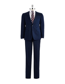 Calvin Klein - Slim Fit Two-Piece Wool Suit