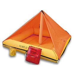 Binyan Pilot Shop - Liferaft With Optional Canopy
