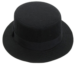 Eozy - Flat Top Wool Spinning Hat