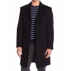 Calvin Klein  - Plaza Overcoat