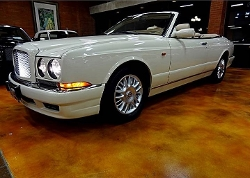 Bentley  - 1998 Azure Convertible Car