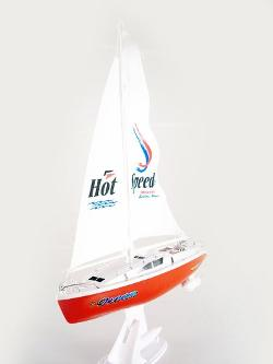Neptune Toy - Remote Control 15 Electric Sail Boat Sailboat Boat RTR