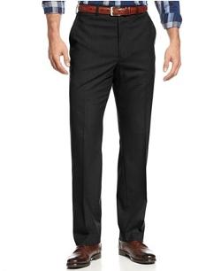 MICHAEL Michael Kors  - Flat-Front Dress Pants