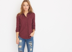 Garage - Relaxed Cotton Shirt