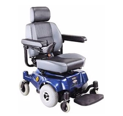 CTM Homecare Product, Inc. - Wheel Drive Power Chair