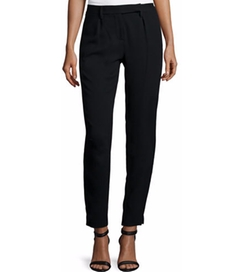 Halston - Heritage Slim-Fit Ankle Pants