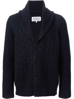 Maison Margiela - Shawl Collar Cardigan