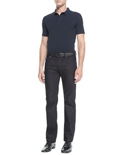 Armani Collezioni - Double-Collar Polo Shirt