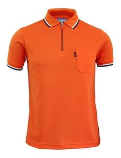 Bcpolo - Zip Polo Shirt