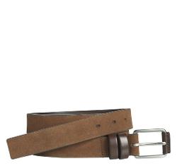 Johnston & Murphy - Wrapped Double-Loop Belt