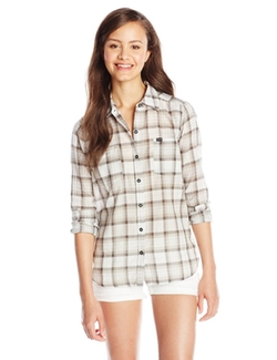 Hurley - Juniors Wilson Long Sleeve Shirt