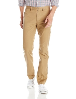 Lacoste - Twill Regular-Fit Chino Pant