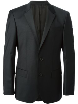 Hugo Hugo Boss - Wool Blend Button Blazer