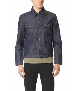 A.P.C. - New Raw Denim Jacket
