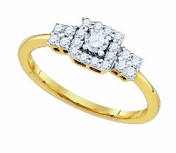 Rodeo Jewels Co - Diamond Engagement Ring
