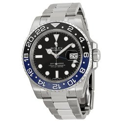 Rolex GMT Master II - Stainless Steel Mens Watch