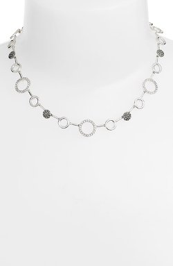 Judith Jack - Round About Collar Necklace