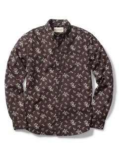 Ralph Lauren - Floral Cotton Poplin Shirt