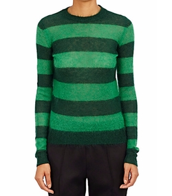 Isabel Marant Étoile  - Striped Knit Sweater