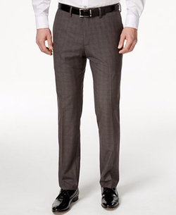 Kenneth Cole Reaction - Windowpane Dress Pants