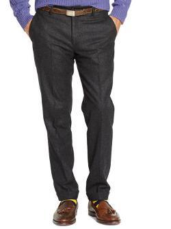 Polo Ralph Lauren - Slim-Fit Wool Flannel Trouser