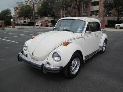 Volkswagen  - 1976 Beetle Convertible