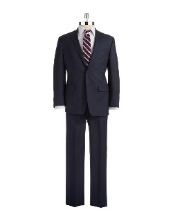Calvin Klein  - Slim Fit Two Piece Suit