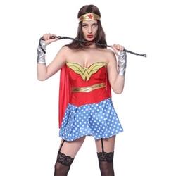 Fashoutlet - Wonder Woman Costume
