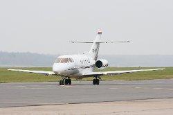 Hawker Beechcraft - 800 Business Jet