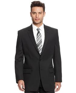 Alfani - Solid Texture Jacket