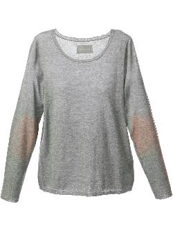 ZADIG & VOLTAIRE  - elbow patch sweater