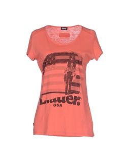 Blauer  - Printed T-Shirt