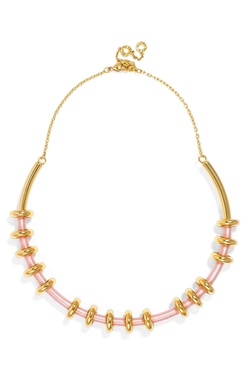 Baublebar  - Threaded Abacus Collar Necklace