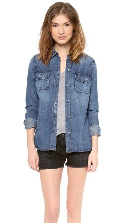 AG Adriano Goldschmied  - Dakota Denim Shirt