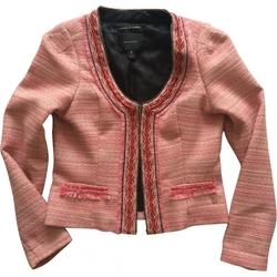 Maison Scotch - Pink Tweed Jacket
