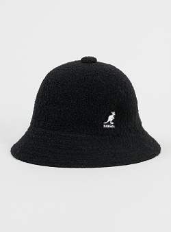 Topman - Black Kangol Bucket Hat