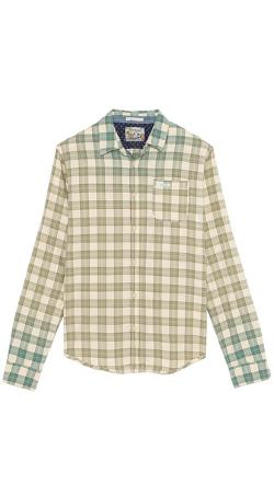 Scotch & Soda  - Summer Flannel Shirt