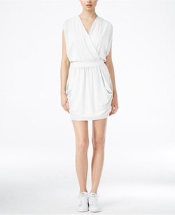 Rachel Roy - Sleeveless Draped Dress