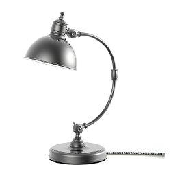 Adesso - Adjustable Curved Table Lamp