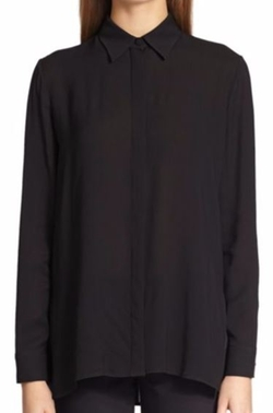 The Row  - Carlton Collared Blouse