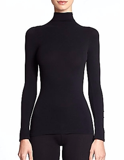 Commando - Ballet Body Mockneck Top
