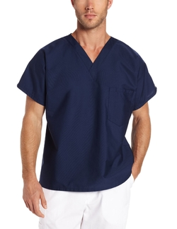Scrub Zone -  Unisex V-Neck Scrub Top