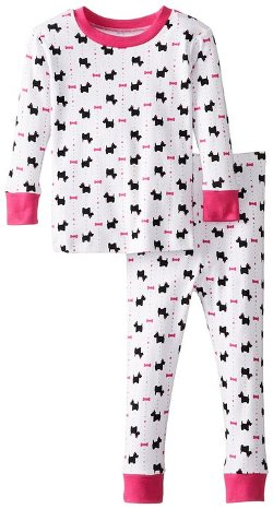 New Jammies  - Organic Snuggly Pajama Set