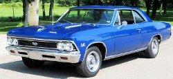 Chevrolet  - 1966 Chevelle