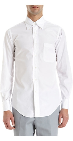 Thom Browne - Poplin Dress Shirt