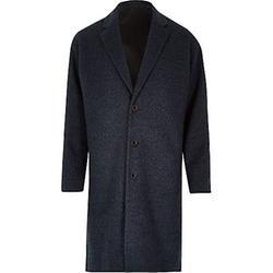 River Island - Wool-Blend Overcoat