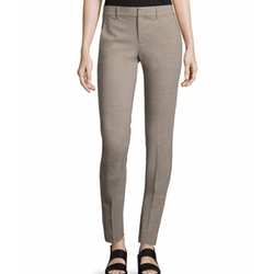 Vince - Wool-Blend Strapping Trousers