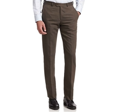 Armani Collezioni  - Wool-Blend Dress Pants